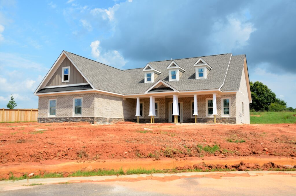 custom new construction home builders