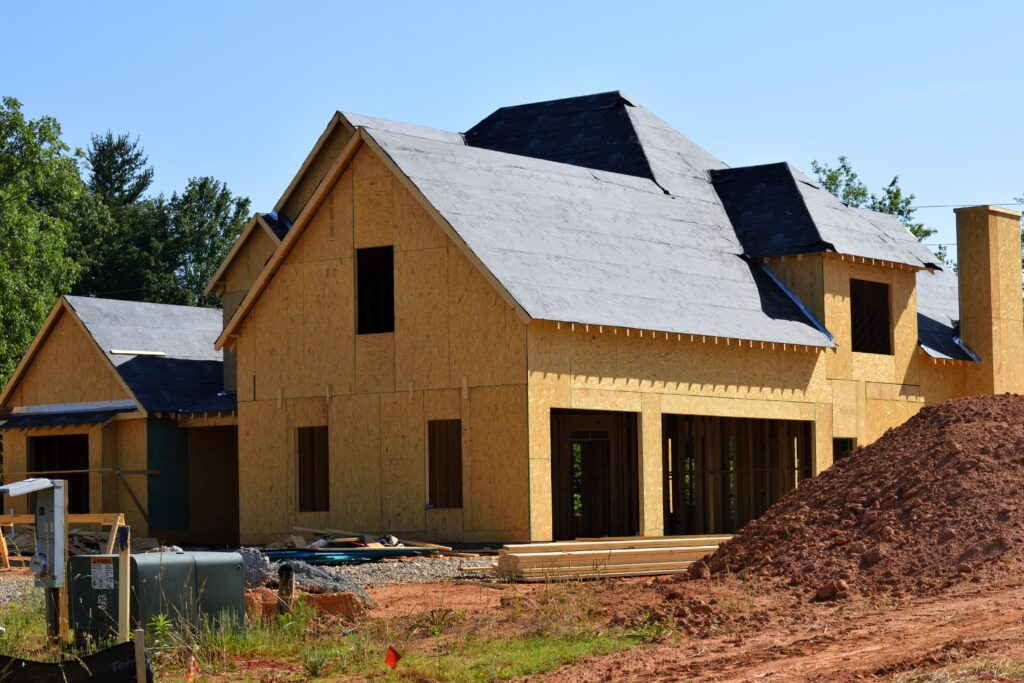 When is the best time to build a house?